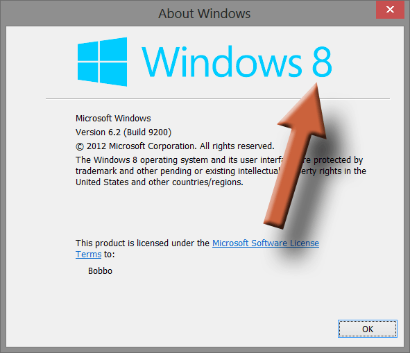 Image - Windows Version 8