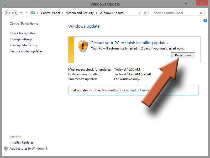 Image - Windows Update 8