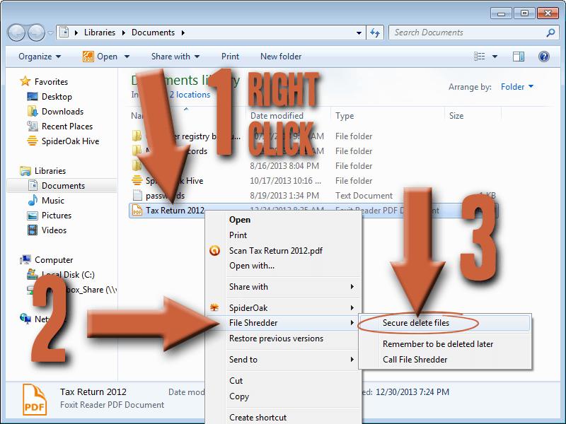 File Shredder image