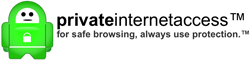 PrivateInternetAccess Logo