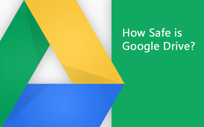 is google drive safe to use how google secures your files online